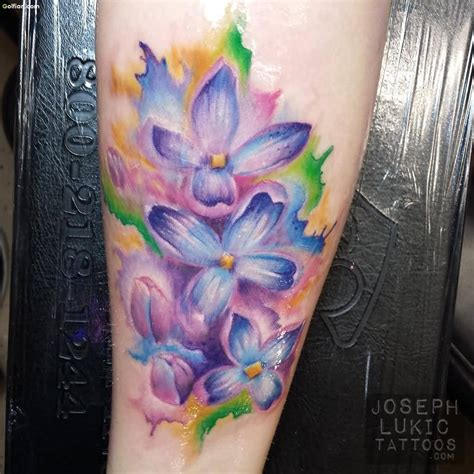 best tattoo flower designs 50 most beautiful aqua flower tattoos best flower