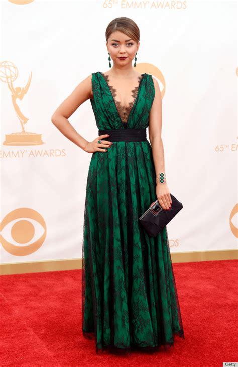 Dress Emmy hyland emmy dress 2013 is green gorgeous photos