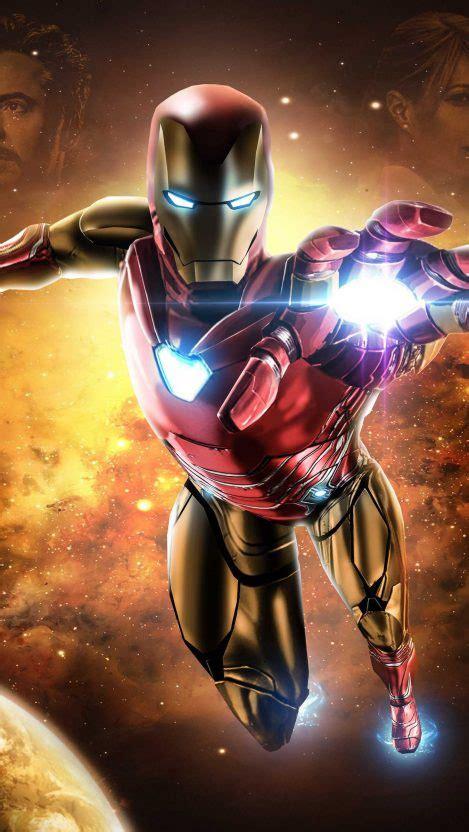 avengers endgame iron man mark armor space iphone