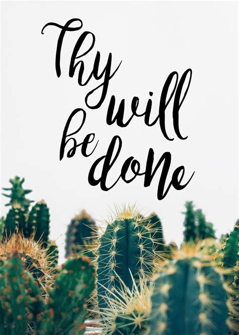 Thy Will Be Done Was And Is To Come Cd he has risen matthew 28 6 scripture print