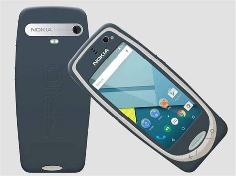 nokia android phone concept nokia 3310 android concept design images hd photo