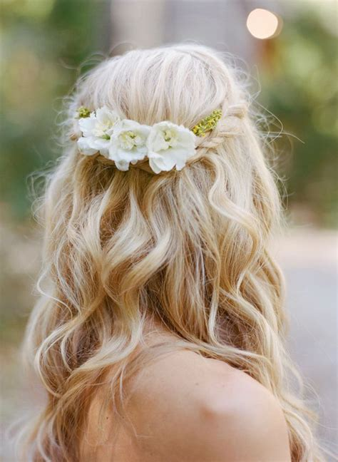 bridal hairstyles online 16 stunning half up half down wedding hairstyles