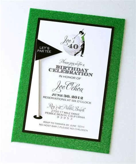 golf themed wedding invitations best 25 golf theme weddings ideas on golf