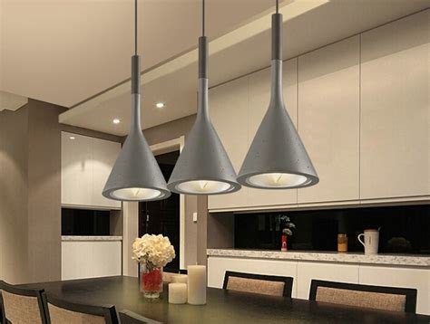 pendant led lights for kitchen new modern aplomb style pendant light designer house