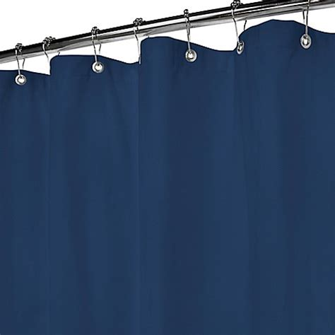 pique shower curtain park b smith natural pique shower curtain bed bath beyond