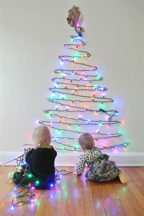 how to make a wall christmas tree how to make a wall tree with lights fast and easy installation warisan lighting