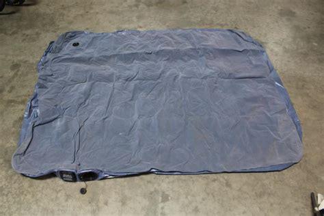 eddie bauer air mattress with built in shower curtains 2019