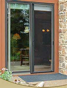 Retractable Patio Doors Retractable Slider Door Screens By Glide Screen