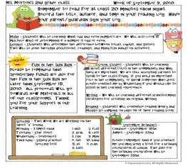 free newsletter templates for teachers fsuelem kellymorton
