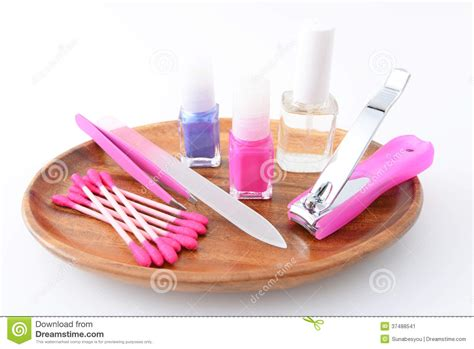 care tool nail care tools stock image image 37488541