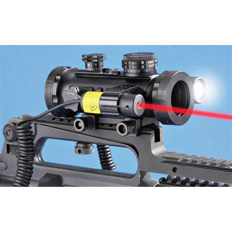 New Outdoor Sdventure Lasere Scope Bsa bsa 174 stealth tactical laser light sight combo 190540 dot sights at sportsman s guide