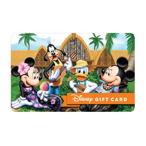 Aloha Gift Cards - your wdw store disney collectible gift card mickey pals aloha