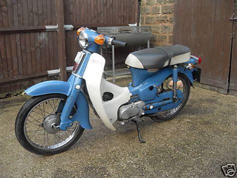 Honda C70 Classic honda c70 classic motorbikes