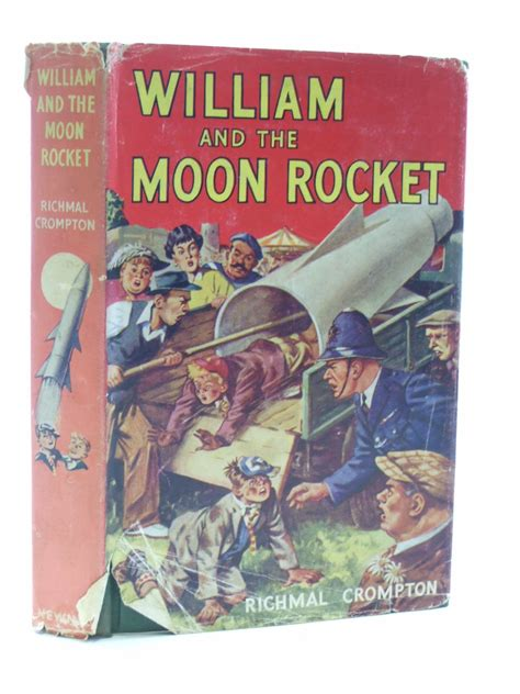 numbers and the in the moon books william and the moon rocket written by richmal crompton