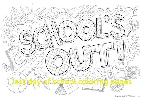 coloring page last day of school last day of school coloring pages wkwedding co