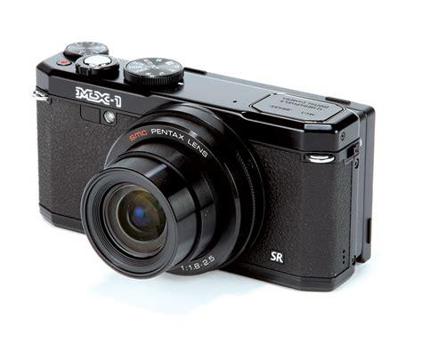 desain gambar camera review pentax mx 1 classic dengan desain yang elegan
