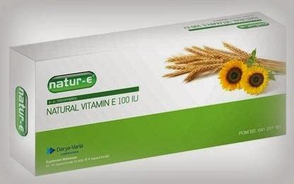 Vitamin Kulit Natur E manfaat suplemen vitamin e natur e kumpulan ilmu manfaat