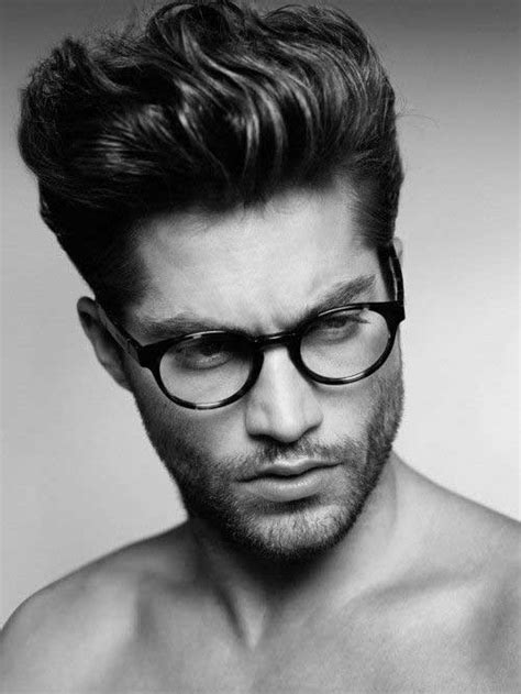 mens haircuts pompadour 16 haircuts for wavy hair men mens hairstyles 2018