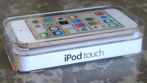 Ipod Touch 6th Generation Giveaway - new apple ipod touch gold unboxing giveaway 6th generation youtube