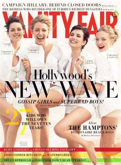 Vanity Fair by Vanity Fair S Issue More Of The Same Photos Huffpost