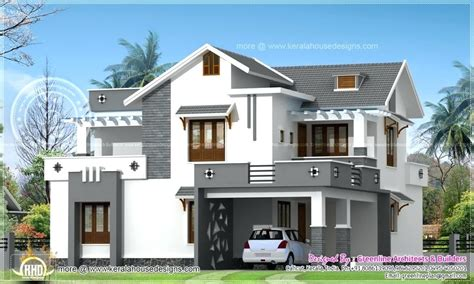 new kerala homes model house plans models home single