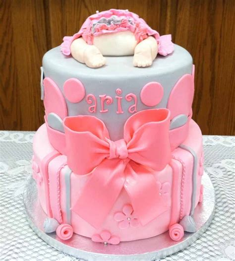 Baby Shower Cakes Ideas by 70 Baby Shower Cakes And Cupcakes Ideas