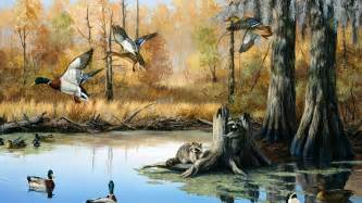 Wall Murals Forest wide hdq hunting wallpapers free hunting wallpaper 33