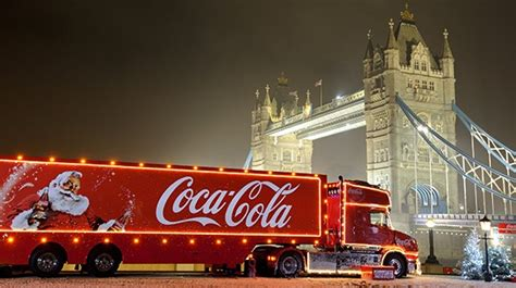 coca cola truck coca cola where the war on meets the war on