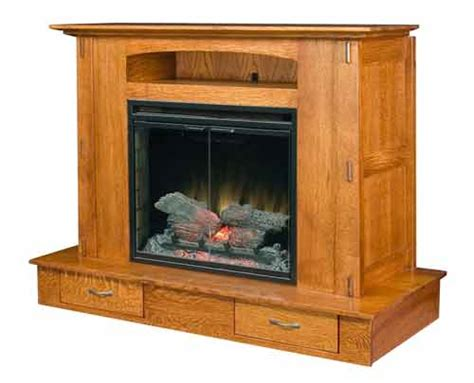 Amish Wood Fireplace by Amish Made Custom Fireplaces And Fireplace Mantles
