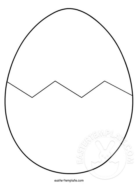 printable egg template egg pattern coloring page easter template