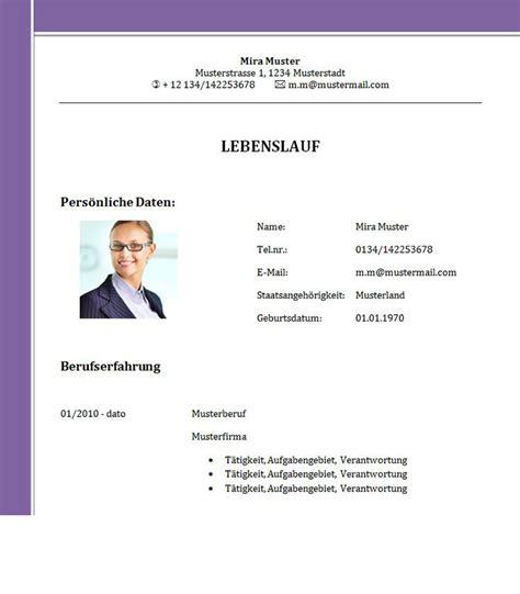 Lebenslauf Vorlage Word Klassisch Lebenslauf Muster Vorlage Informatiker 1 Muster Und Vorlagen Fr Die Gestaltung Eines