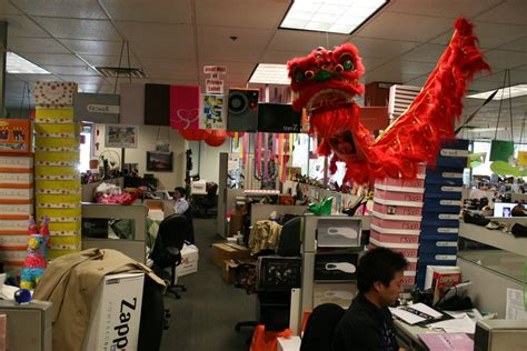 Zappos Mba Development by Great Agile Workspaces The Physical Environment