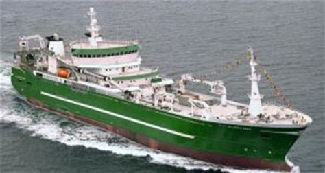 world largest fishing boat skipper of world s largest trawler convicted of breaking