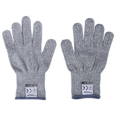 Cut Resistant Gloves Anti Cutting Food Grade Level 5 Kitchen Butcher P cut resistant gloves level 5 cut resistance anti cutting safety glove small size ebay