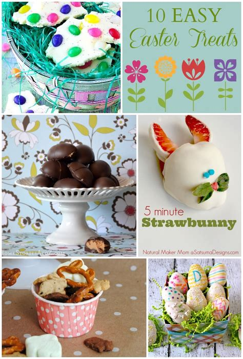 10 easy easter treat recipes home stories a to z