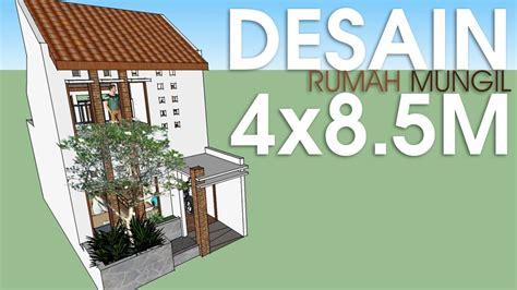 model rumah minimalis ukuran  wallpaper dinding