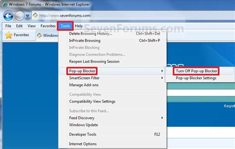 Hair Style Tools Menu by How To Unblock Pop Up Windows On Explorer New