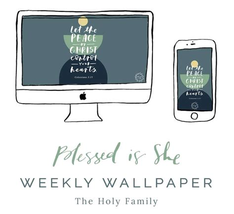 Web Snob Weekly Up Get The From Web Snob by Weekly Wallpaper 133 Blessed Is She