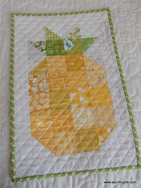 Pineapple Patchwork Pattern - 25 best ideas about pineapple quilt pattern on