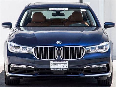 bmw  series   speed  milesimperial blue metallic luxury vehicle  sale