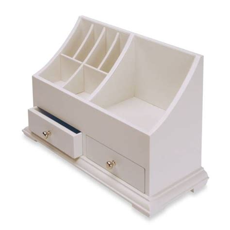 Hair Style Organizer by Personal Hair Style Organizer In White Products Desks