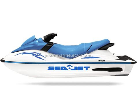 waverunner with 4 stroke suzuki engine hs 006j5