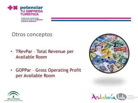 gross operating profit per available room taller revenue gabi muller