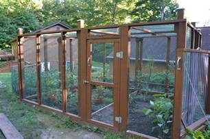 Backyard Vegetable Gardens Build A Raised Amp Enclosed Garden Bed Diy Projects For