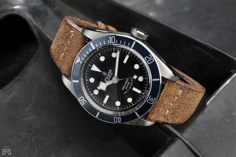 blue review tudor heritage blue black bay review