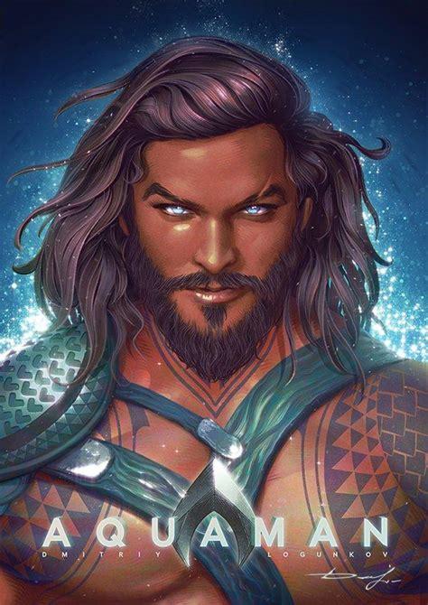 Poster Justice League Aquaman 21 Ukuran 60x90cm Fanart The King Of Atlantis Aquaman Poster By Dmitriy