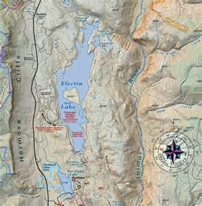 electra map durango trails colorado recreation topo map latitude