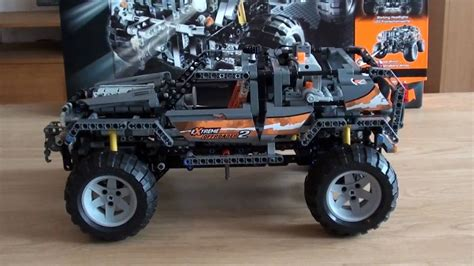 Lego Technic Jeep Lego Technic 8297 Power Functions Jeep Review Hd720
