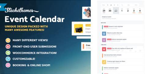 plugins wordpress pour integrer calendrier blogpascher