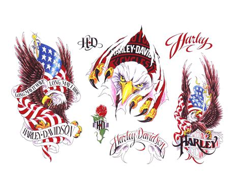 harley davidson tattoo design gallery harley davidson tattoos